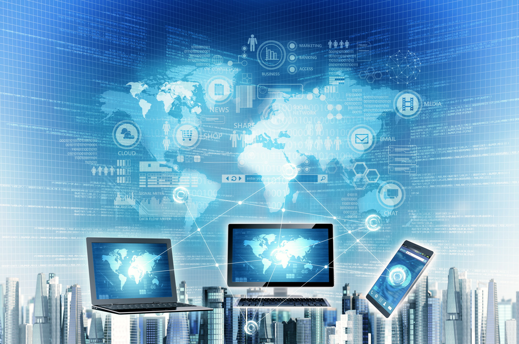 Infrastruktura telekomunikacyjna